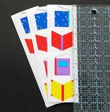 Mrs. Grossman's Stickers Books  - 3 strips