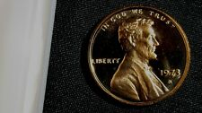 1973-S San Francisco Mint Lincoln Memorial Cent Proof
