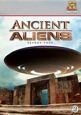 Ancient Aliens Season 4 DVD Standard Region 1
