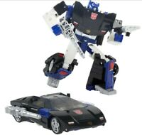 Transformers Generations Selects War for Cybertron Deluxe Deepcover In Hand