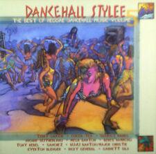 CD DANCEHALL STYLEE - the best of reggae dancehall music volume 5