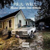 Paul Wall - Bounce Backs Over Setbacks [New CD] Explicit, Digipack Pac