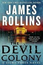 The Devil Colony (sigma Force) by James Rollins
