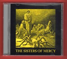 THE SISTERS OF MERCY Don't Turn On The Lights CD live 1984 mission siouxsie goth