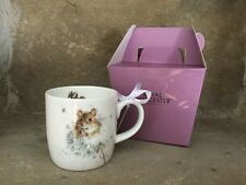 Wrendale Designs Country Mice bone china mug