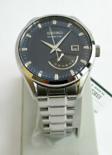 Seiko SRN047P1 Kinetic Men's Wristwatch Men's New and in Original Box