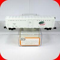 N Scale CHRISTMAS HOLIDAY FRUITCAKE, XMAS 1991, 50' Reefer Box Car -CON-COR 8714