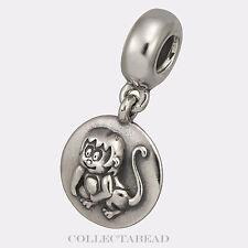 Authentic Pandora Sterling Silver Dangle Monkey Chinese Zodiac Bead 790880