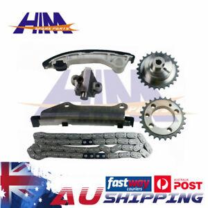 Timing Chain Gears Kit Fit for Nissan Navara D22 ZD30DDT Elgrand E50 Turbo 3.0L