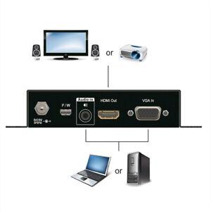 ATEN VC182 VGA zu HDMI Konverter mit Skalierfunktion