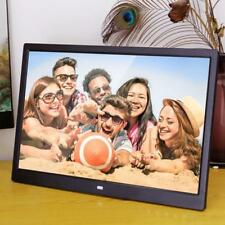 10 Inch Digital Photo Display Screen Frame Album Wall Mountable HD White