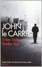 Tinker Tailor Soldier Spy,John Le Carré- 9780340993767
