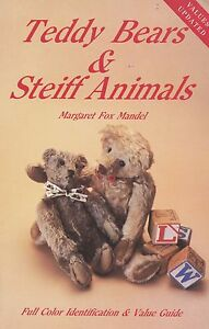 Teddy Bears Dolls Stuffed Animals - Makers Dates incl. Steiff / Book + Values