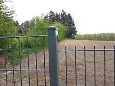 Doppelstabmattenzaun 15m B 1,23m H anthrazit Zaun Gartenzaun Metallzaun