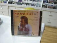 Moncho CD Spanisch Los Top Boleros VOL.1. 1995