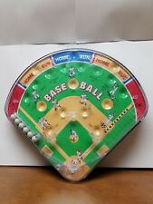 BASEBALL MARBLE PINBALL GAME  by SCHYLLING 2001
