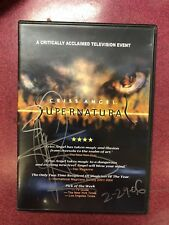 Criss Angel autograph Signed Cd Super Natural Attempted guarantee