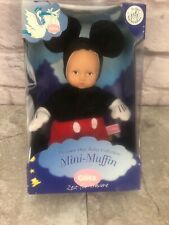 Gotz Disney Mickey Mouse Theme Park Exclusive Mini-Muffin Baby Doll