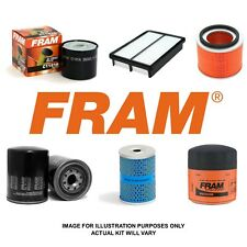 FRAM FILTER KIT FOR RENAULT CLIO 08-10 2.0 X85 SPORT 197 F4RA830 4 CYL PETROL