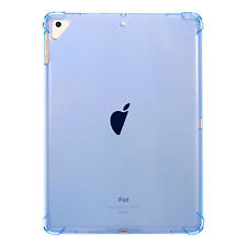 "For iPad Air 2 10.2"" 7th Gen Pro 11 Cover Clear Rubber Slim Protective Back Case"