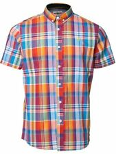 Mish Mash Fitted Collared Casual Shirts & Tops for Men