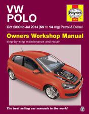 Polo Haynes 2014 Car Service & Repair Manuals