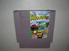 RC PRO AM II 2 (NES Nintendo 8-Bit) Legit US Version