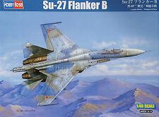 HOBBYBOSS® 81711 Su-27 Flanker B in 1:48