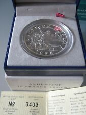 10 francs BE 1997 Coupe du Monde 1998 Argentine