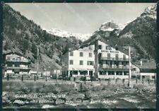 Aosta Gressoney La Trinitè Foto FG cartolina ZK5258