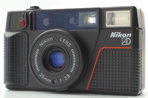 [MINT] Nikon L35 AD2 Point & Shoot 35mm Film Camera From JAPAN#F01