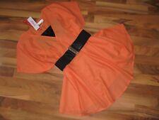 SHEEGO CASUAL Tunika-Bluse Oversize 48 mandarine Long-Bluse Blusentunika NEU