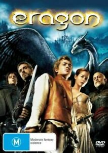 ERAGON DVD Medieval Dragon Action Movie made before GAME OF THRONES
