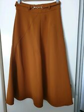 Veronika MAINE Size 6 Cinnamon Skirt