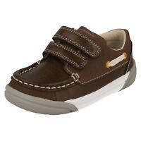 """Boys Clarks Casual Shoes """"Lil Folk Fun"""""""