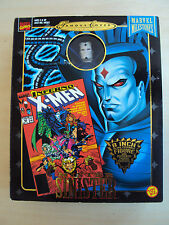 MARVEL FAMOUS COVER : MR SINISTER 8 INCH (20 CM)  1998 TOY BIZ X-MEN