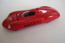 Solido :Fiat  Abarth   - -  1/43 - - TBE