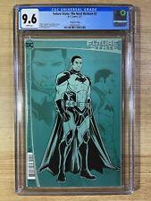 Future State The Next Batman #2 (2021 DC) 2nd Print CGC 9.6