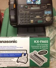 PANASONIC KX-FPC141 COMBINATION FAX/CORDLESS PHONE