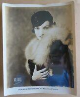 "CONCHITA MONTENEGRO HOLLYWOOD  ACTRESS 10""X 8"" GLOSSY Photo ORIGINAL Print"