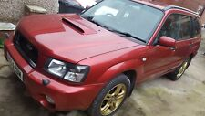 Subaru Forester 2.0XT Turbo 2004