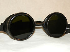 New Mint 30S-40S American Optical Drednaut Goggles Sunglasses Safety Glasses Usa