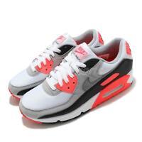 Nike Air Max III 3 90 OG 2020 Infrared White Grey Black Men Shoes CT1685-100