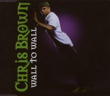 CD NEUF scellé - Wall to Wall Enhanced, CD Single Chris Brown   -C16