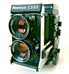 MAMIYA C330 Professional S TLR 6x6 Film Camera with Mamiya-Sekor 80mm f2.8 Lens