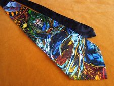 Vintage Rare Wild C.A.T.s Cartoon Collectible Party Classic Tie
