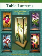 Table Lanterns Stained Glass Pattern Book, Books, Lights