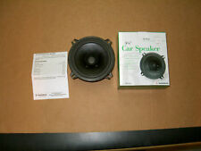 "RadioShack 40-1423 5-1/4"" 60-Watt Car Speaker(wrong label) Manufactured Aug 2001"