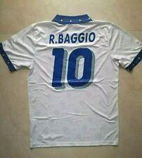 MAGLIA SHIRT ITALIA 1994 MONDIALE USA ROBERTO BAGGIO 10 JERSEY VINTAGE RETRO