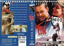 F.T.W. - FUCK THE WORLD (1994) vhs ex noleggio THRILLER